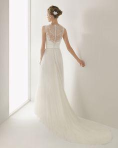 dresses like rosa clara | 2013 wedding dress Soft by Rosa Clara bridal gowns Juglar b | OneWed ...