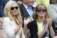 katherine Jenkins and Darcey Bussel-happy with the result!