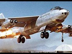 The Boeing B-47 Stratojet Bomber (720p)