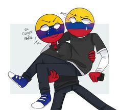 Colombia Country, Mundo Comic, Wattpad, Fandom, Doodles, Hetalia, Chibi, Disney Characters, Fictional Characters
