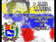 ▶ Segundo Himno Nacional de Venezuela.Alma Llanera. Clásico Venezolano. Como zarzuela nace en septiembre de 1914.