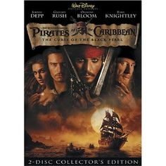 Pirates of the Caribbeans - The Curse of the Black Pearl