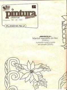 200 Revista cultural Manulidades-Pintura sobre tela n. 39 - maria cristina Coelho - Álbumes web de Picasa