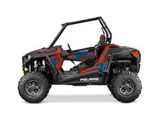 New 2016 Polaris RZR® S 900 EPS ATVs For Sale in California. 75 hp ProStar® 900 engine FOX Performance Series 2.0 Podium X shocks 13.2 rear suspension travel Dimensions: - Wheelbase: 79 in. (200.7 cm) Other: - Notes: RZR® Models (Excluding YOUTH) Warning: The Polaris RZR® can be hazardous to operate and is not intended for on-road use. Driver must be at least 16 years old with a valid driver's license to operate. Passengers must be at least 12 years old. Drivers and passengers should…