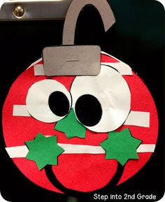 Step into 2nd Grade with Mrs. Lemons: Letter Writing, Christmas Decor, and Regrouping!