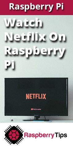 Watch Netflix on Raspberry Pi (with Kodi) - Raspberry Pi Operating Systems - Kodi Raspberry Pi, Raspberry Computer, Linux Raspberry Pi, Rasberry Pi, Diy Electronics, Electronics Projects, Computer Programming, Computer Class, Simple Arduino Projects