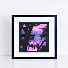 landscape art  limited edition giclee or original artwork
