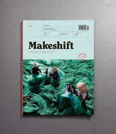 Makeshift #14: Harvest Issue on Behance