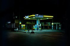 Atmospheres: A Colorfully Dark Photography Project by Luca Orsi