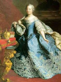 6. Maria Theresa   Like all members of the House of Habsburg, Maria Theresa was a Roman Catholic, and a devout one as well. She believed that religious unity was necessary for a peaceful public life and explicitly rejected the idea of religious toleration. However, she never allowed the Church to interfere with what she considered to be prerogatives of a monarch and kept Rome at arm's length. She controlled the selection of archbishops, bishops and abbots.