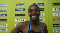 Michelle Perry (athlete) born in Granada Hills, Los Angeles, California, USA on May 1, 1979