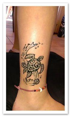 hawaiian henna - Google Search