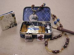 harry potter, dementor survival kit