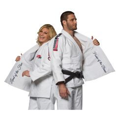 FUJI Sports USA Judo Single Weave Gi #FWUS