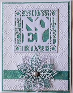 My Daily Dose Blogspot: Yeah,my first Christmas card for the year...i am t...