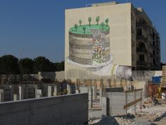 Pinturas murales de Blu  Italia