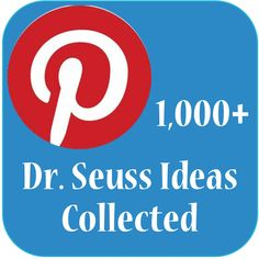 (Victoria Saley @obSEUSSed) Board: http://pinterest.com/victoria_saley/obseussed-with-dr-seuss/ More ideas at the ObSEUSSed Home Librarian Blog:  http://www.obseussed.com/