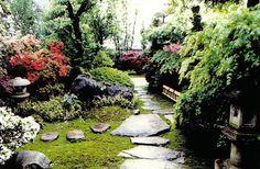 japanese garden design | Kyoto Garden Landscaping-Japanese style landscape design