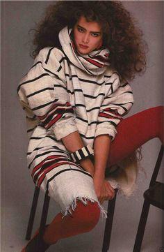 Brooke Shields, Richard Avedon, Vogue Editorial, Editorial Fashion, 80s And 90s Fashion, Trendy Fashion, Vintage Fashion, Classic Fashion, High Fashion