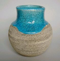 Pieter Groeneveldt was a Dutch artist and ceramist active during the greater part of the twentieth century.  Neglected for too long, Groeneveldt has recently been receiving an increasing appreciation. His work is much sought after these days.