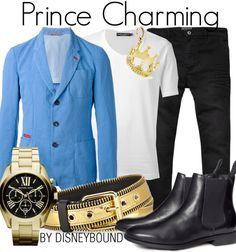 Disney Bound - Prince Charming (Into The Woods)