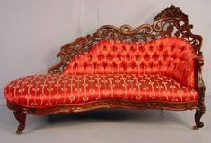 Lady's Fainting Couch