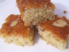 עוגת שקדים קלילה (טישפשטי)  עוגה נימוחה, קלילה ומתוקה האופיינית למטבח הבולגרי בגרסה כשרה לפסח