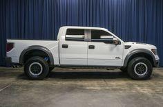 Joydrive : 2014 Ford F150 SuperCrew Cab SVT Raptor Pickup 4D 5 1/2 ft - Buy this 100% Online @ Joydrive.com