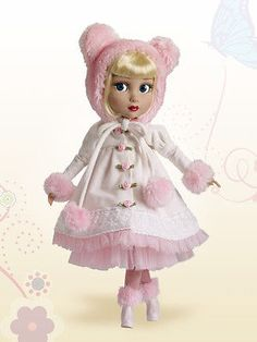 "Warm & Fuzzy Patience fit's ""14 dolls (Outfit Only)"