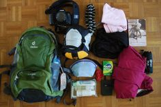 how to travel light