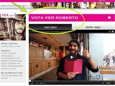 Ancora 5 giorni per votare il fotografo siracusano Roberto Zampino un latro articolo!!!