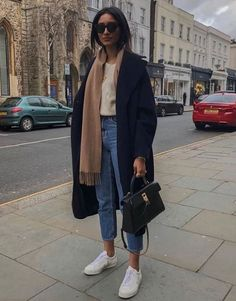 Awesome Fashion Trends To Inspire Yourself - Fashion Looks 2019 - Mode outfits - Winter Fashion Outfits, Fall Winter Outfits, Autumn Winter Fashion, Winter Style, Autumn Look, Winter Clothes, Cold Weather Outfits, Winter Weekend Outfit, Look Winter