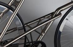 Samouraï Bike par Kazushige Miyake - Journal du Design