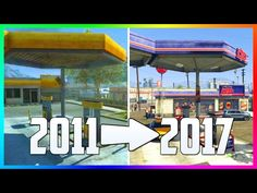 nice WHAT GTA 5 LOOKED LIKE IN 2011 VS NOW IN 2017 - WHAT GRAND THEFT AUTO 5 WAS LIKE BEFORE RELEASE!