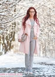 softness of pink in a placid atmosphere