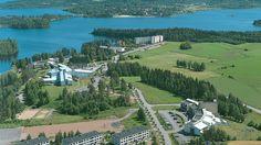 SPA Ikaalisten Kylpylä, in Ikaalinen, Finland