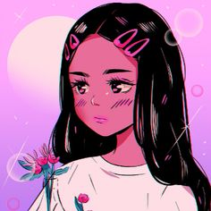 Arte Do Kawaii, Kawaii Art, Pretty Art, Cute Art, Aesthetic Art, Aesthetic Anime, Monalisa Wallpaper, Art And Illustration, Character Art