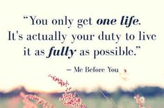 "22 Heart-Wrenching Quotes From ""Me Before You"""