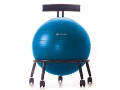 Custom-Fit Balance Ball Chair