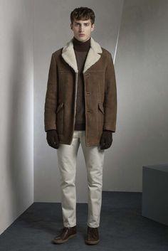 Gieves & Hawkes Fall 2016 Menswear