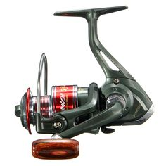 ZANLURE 5:5:1 KF 13BB Ball Bearing Fishing Spinning Reel Right Left Hand Salt Water Freshwater Wheel