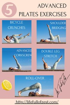 CLICK ON THE LINK TO GET YOUR OWN DOWNLOADABLE PRINTABLE Toning Workouts, Pilates Workout, Exercise, Bicycle Workout, Best Abs, Crunches, Glutes, Flexibility, Strength