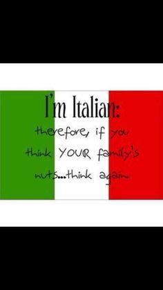 Italian families