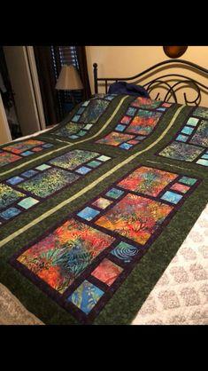140 Batik Quilt Designs Ideas In 2021 Batik Quilts Quilting Designs Quilts