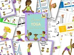 "<span itemprop=""name"">Yoga in the Classroom</span>"