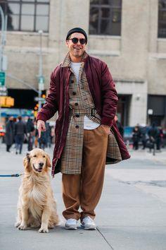 Street style: The best looks from New York Menswear Week Fall/Winter 2017-2018 64