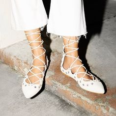 Worn once Jeffrey Campbell x free people flats In perfect condition Jeffrey Campbell Shoes
