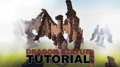 Minecraft Tutorial: Dragon Statue