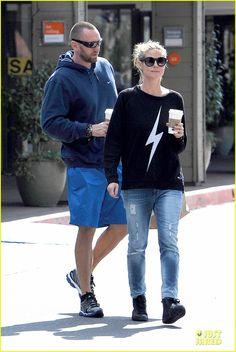 Heidi Klum: I Dress Based on My Mood!   Heidi Klum, Martin Kirsten Photos   Just Jared