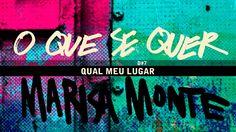 """""""O QUE SE QUER"""" - Marisa Monte"""